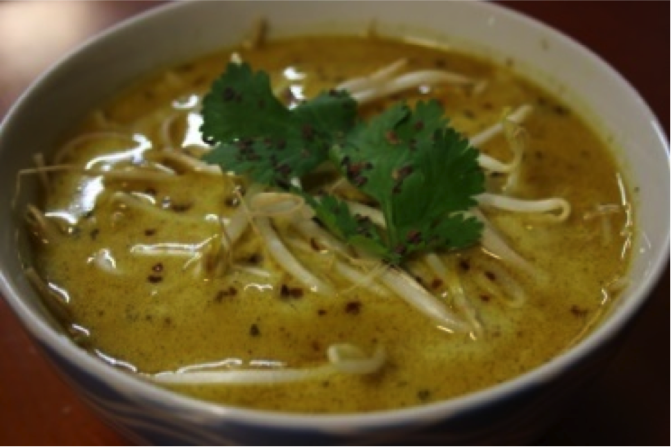 Recipe of the week: Chicken Laksa
