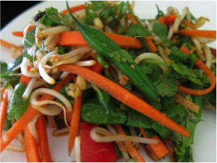Recipe of the Week: Thai Green Papaya Salad