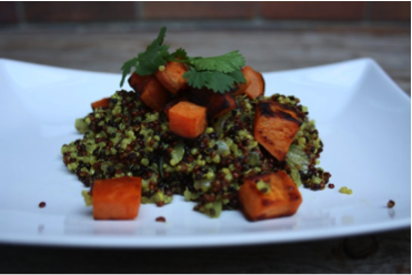 Recipe of the Week: Warm Sweet Potato and Quinoa Salad