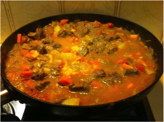Recipe of the week: Beef Caldereta