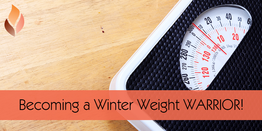 BECOMING A WINTER WEIGHT WARRIOR!