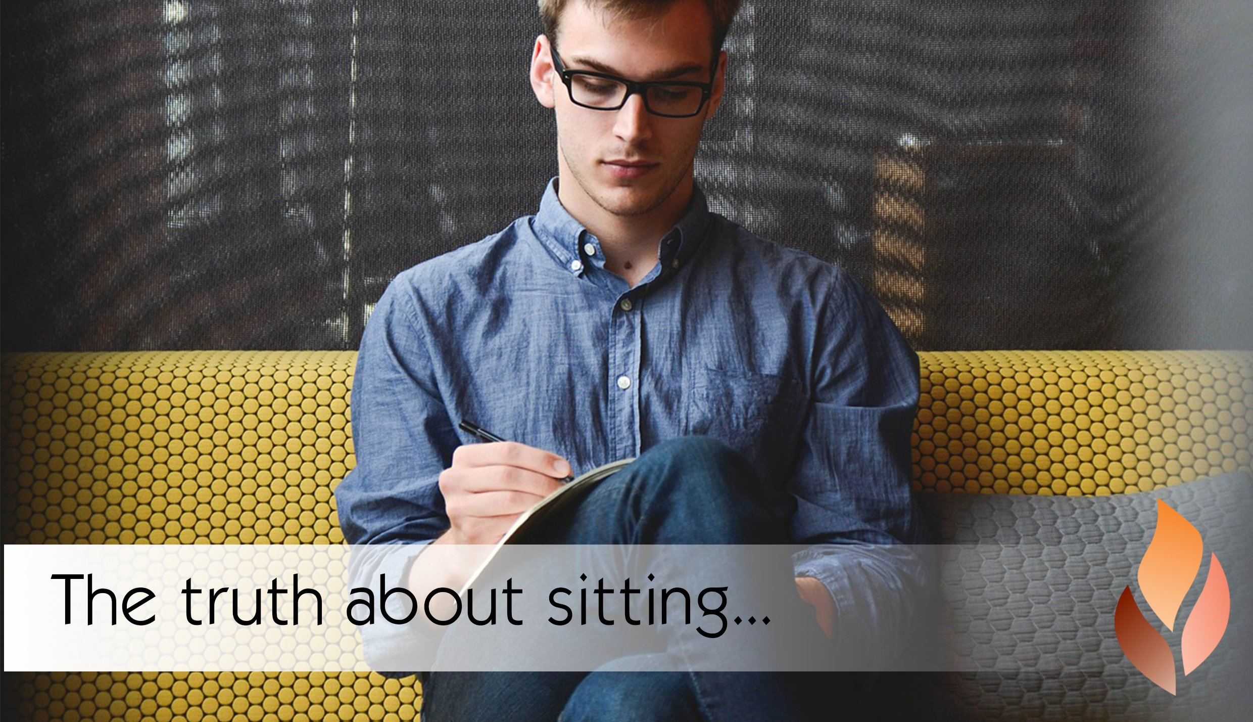 Why sitting down the whole day can take days off your life!