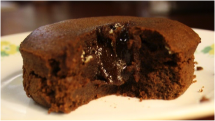 Recipe of the week: Chocolate Molten Lava Cake
