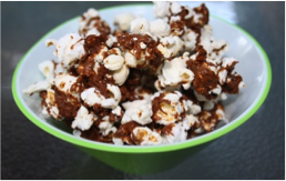 Recipe of the Week: Coconut Sugar, Butter Toffee Popcorn