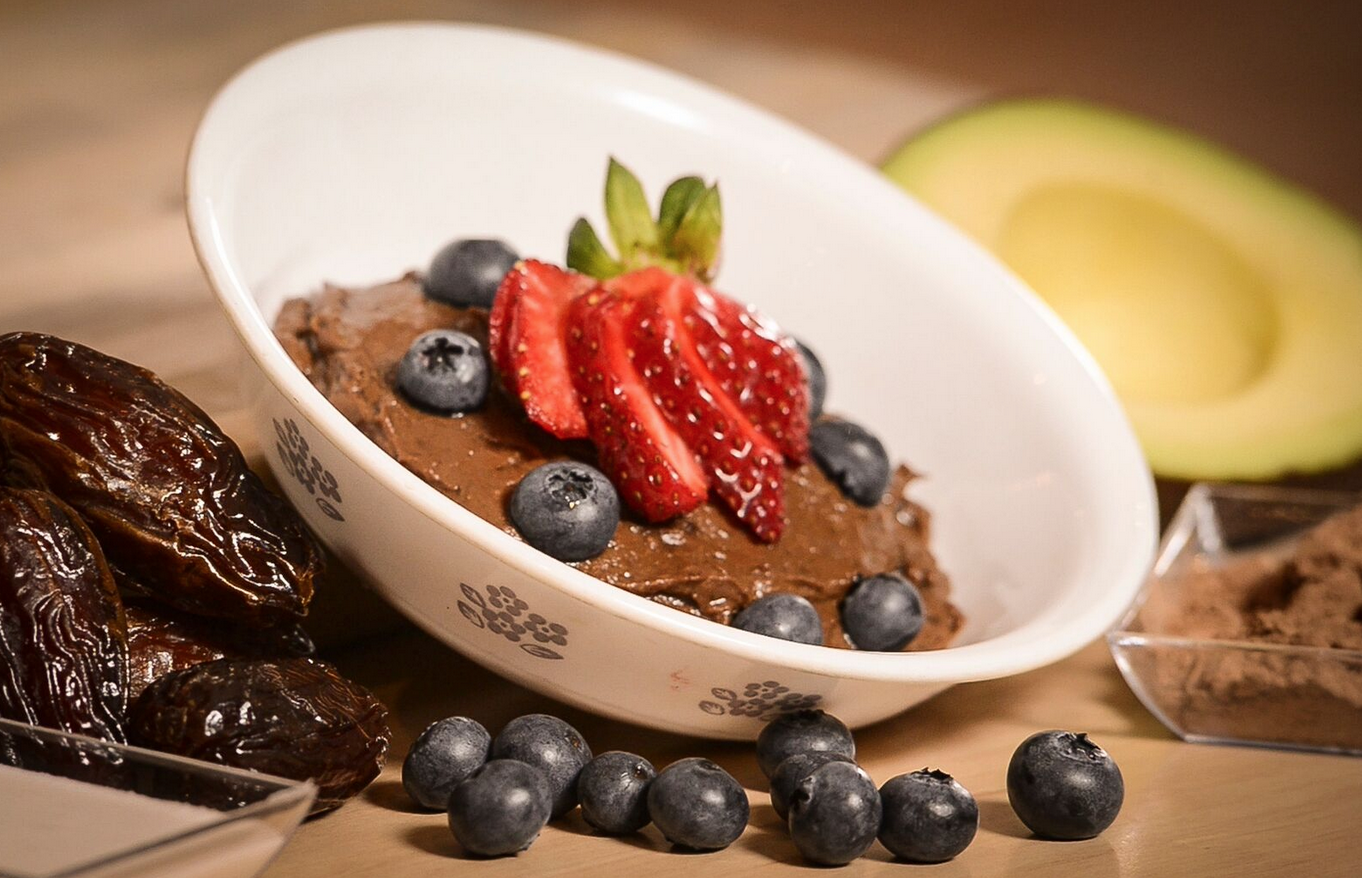Recipe of the week: Raw Cacao Mousse