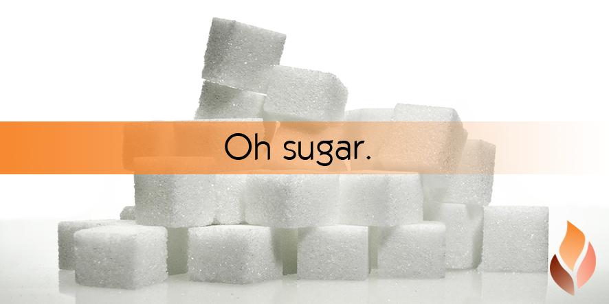 Oh Sugar.