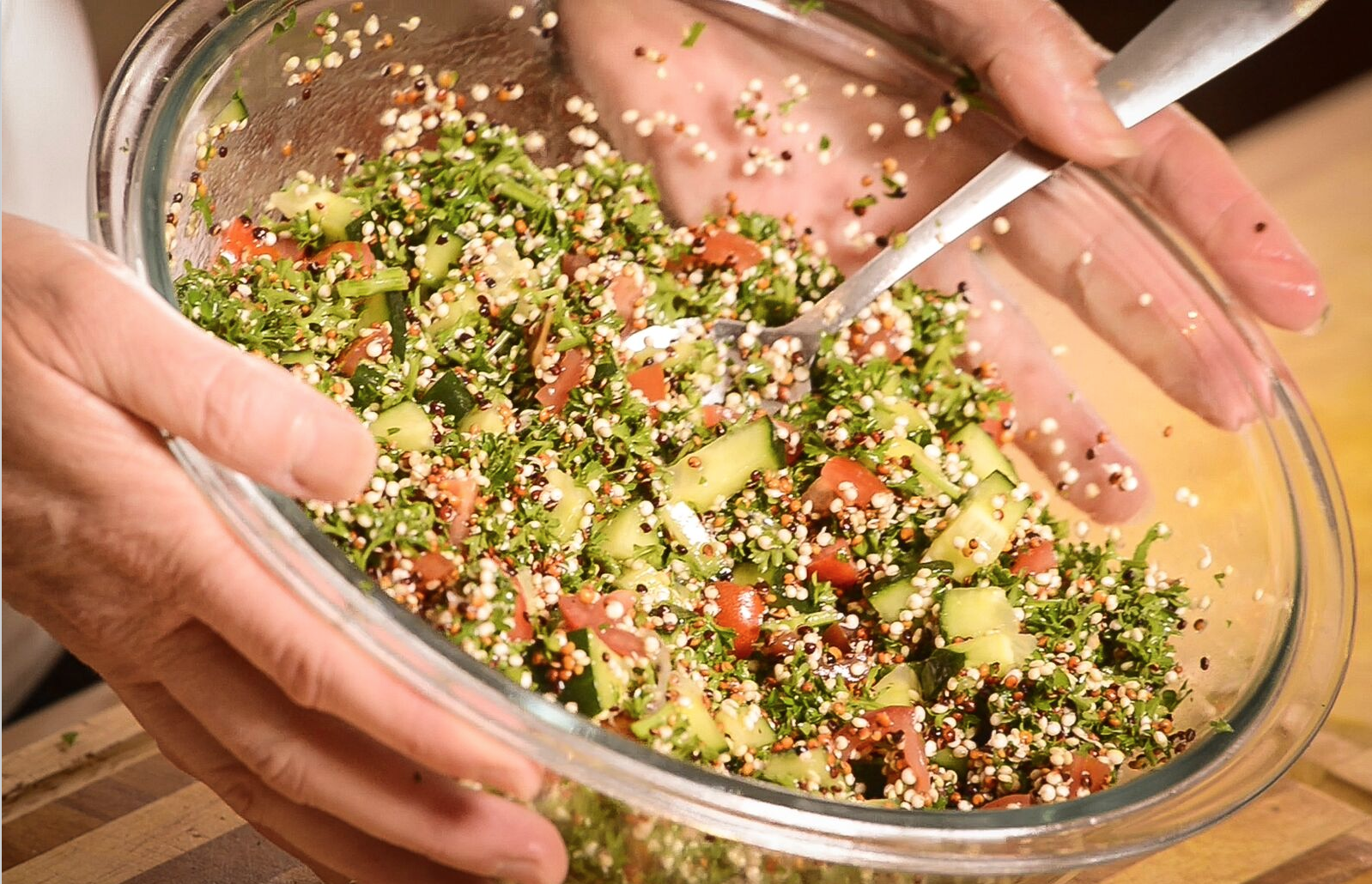 Recipe of the Week: Quinoa Tabouli