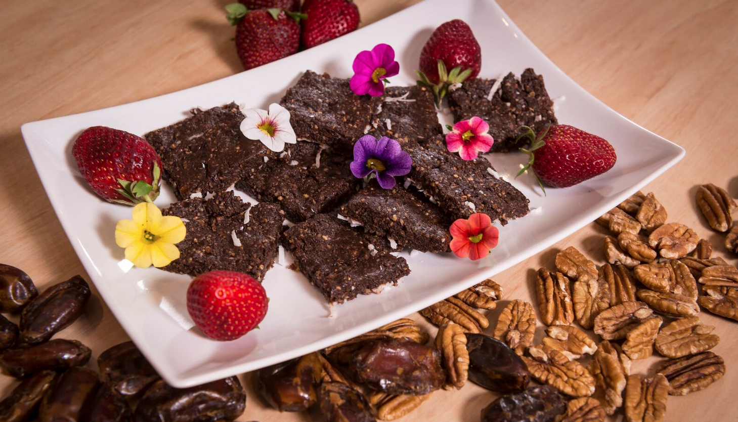 Recipe of the Week: Raw Choc Brownies