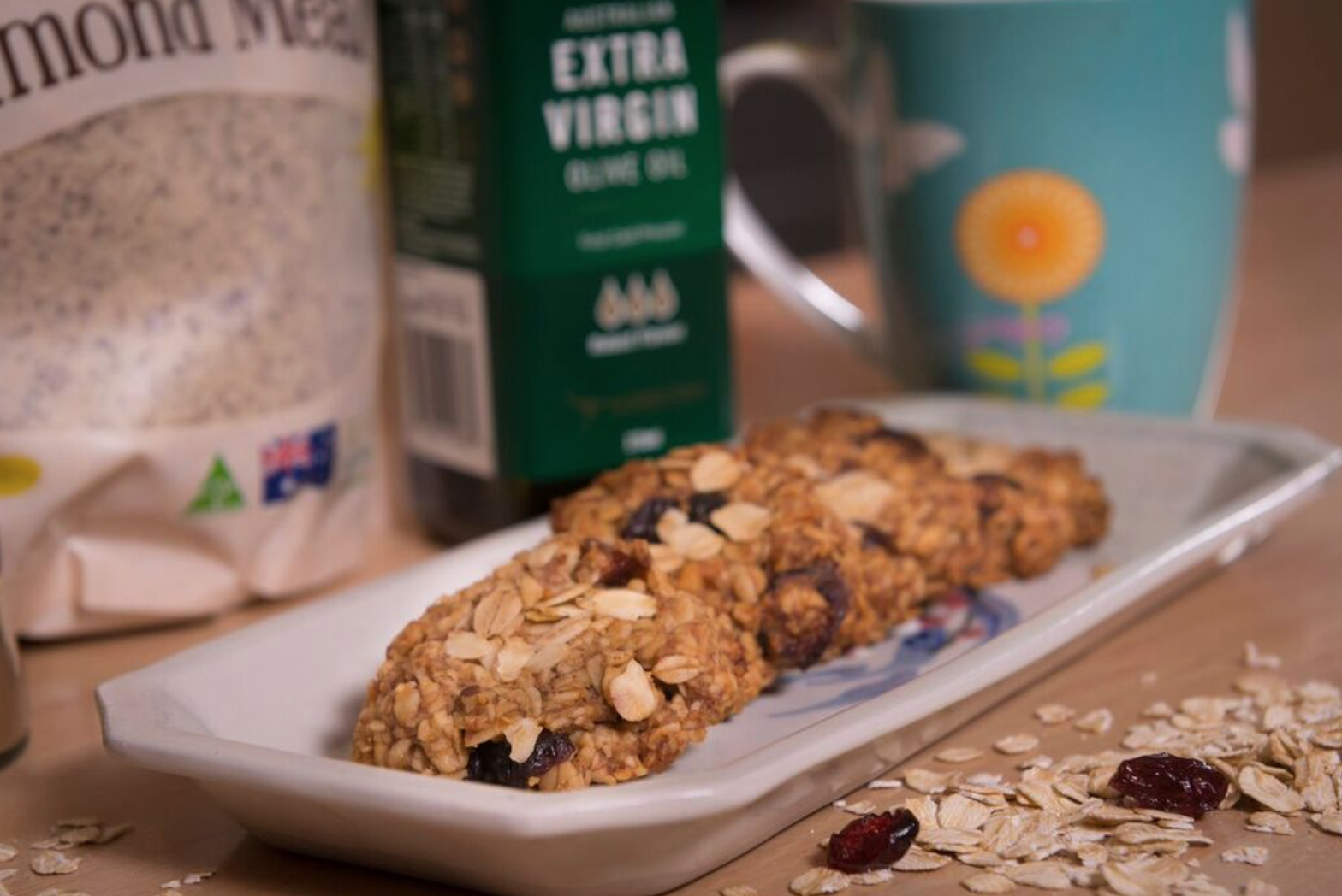 Recipe of the Week: Banana & Oat Cookies