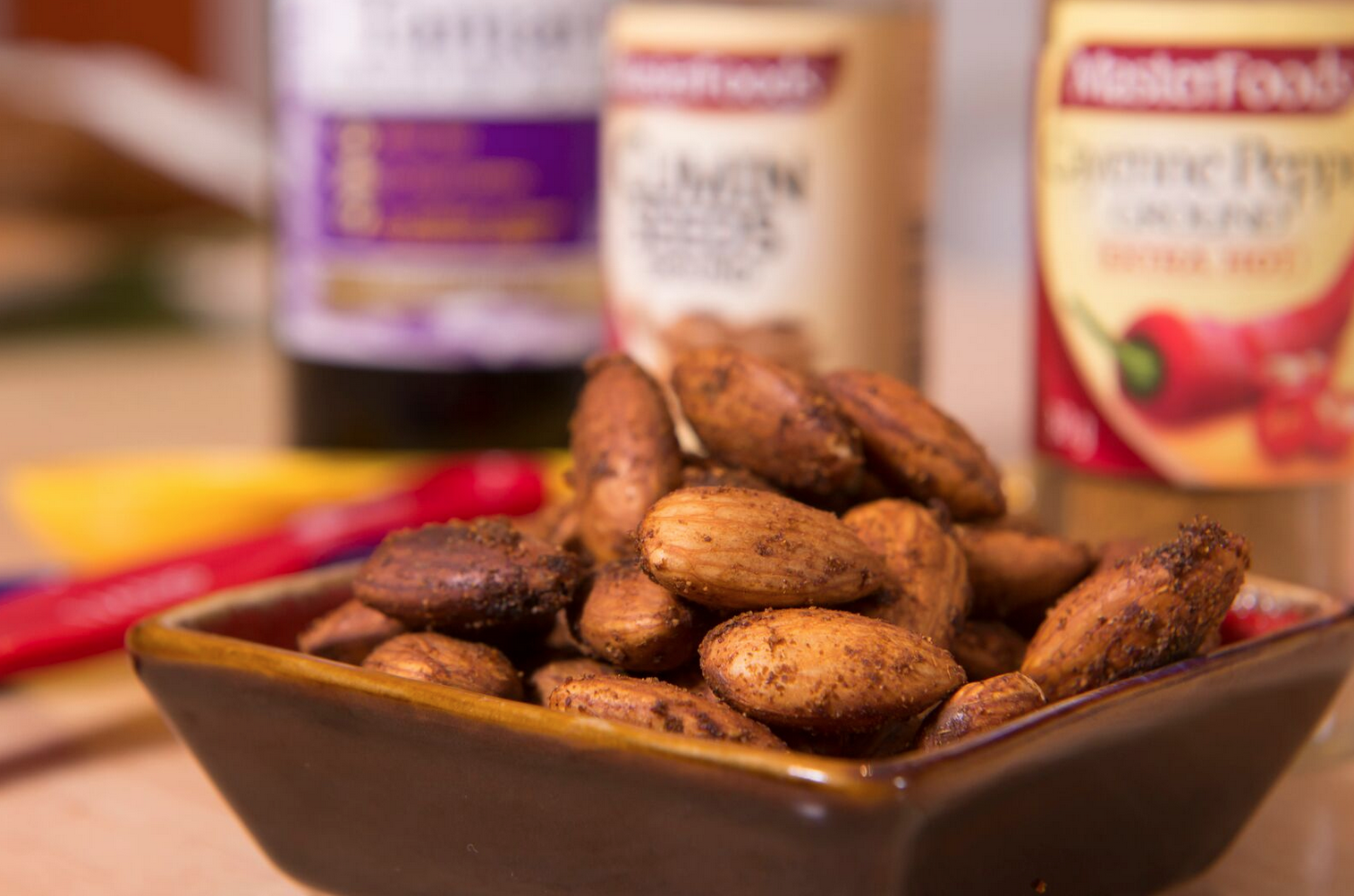 Recipe of the Week: Spiced Nuts