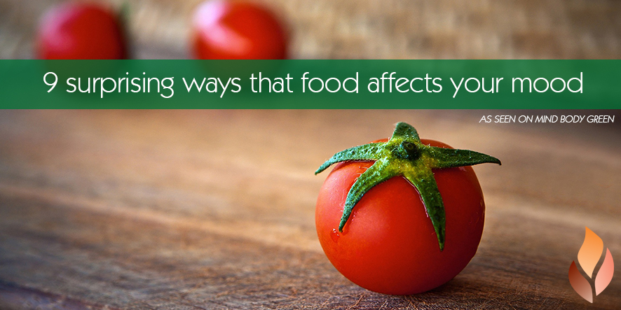 9 surprising ways that food affects your mood