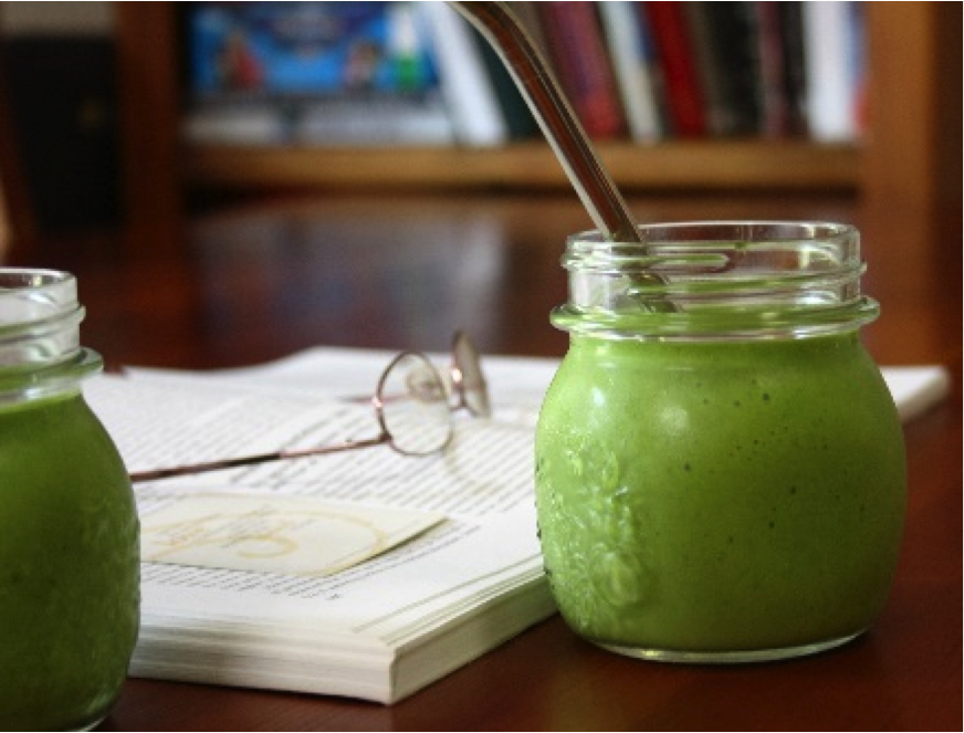 Recipe of the week: Spinach and Mango Smoothie