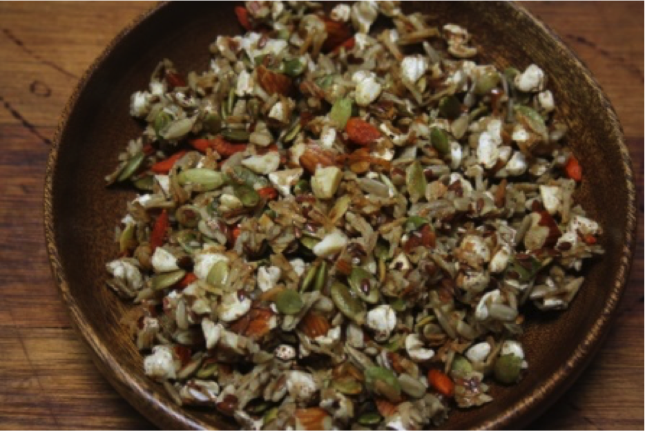 Recipe of the week: Toasted Macadamia & Orange Muesli