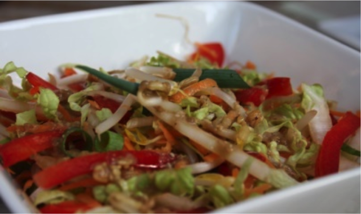 Recipe of the Week: Crunchy Bean Sprout Salad