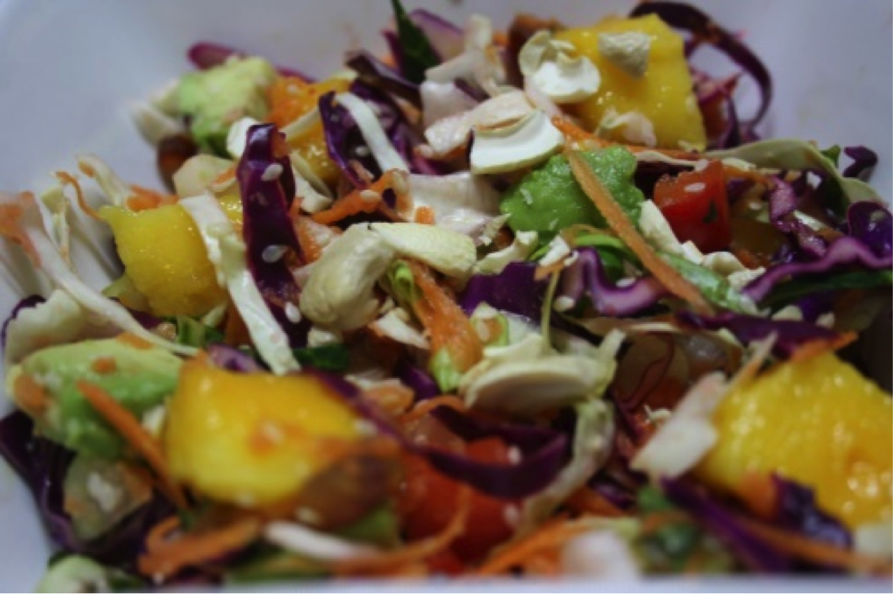 Recipe of the Week: Thai Coleslaw