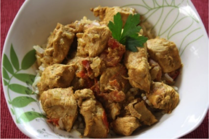 Recipe of the week: Butter Chicken