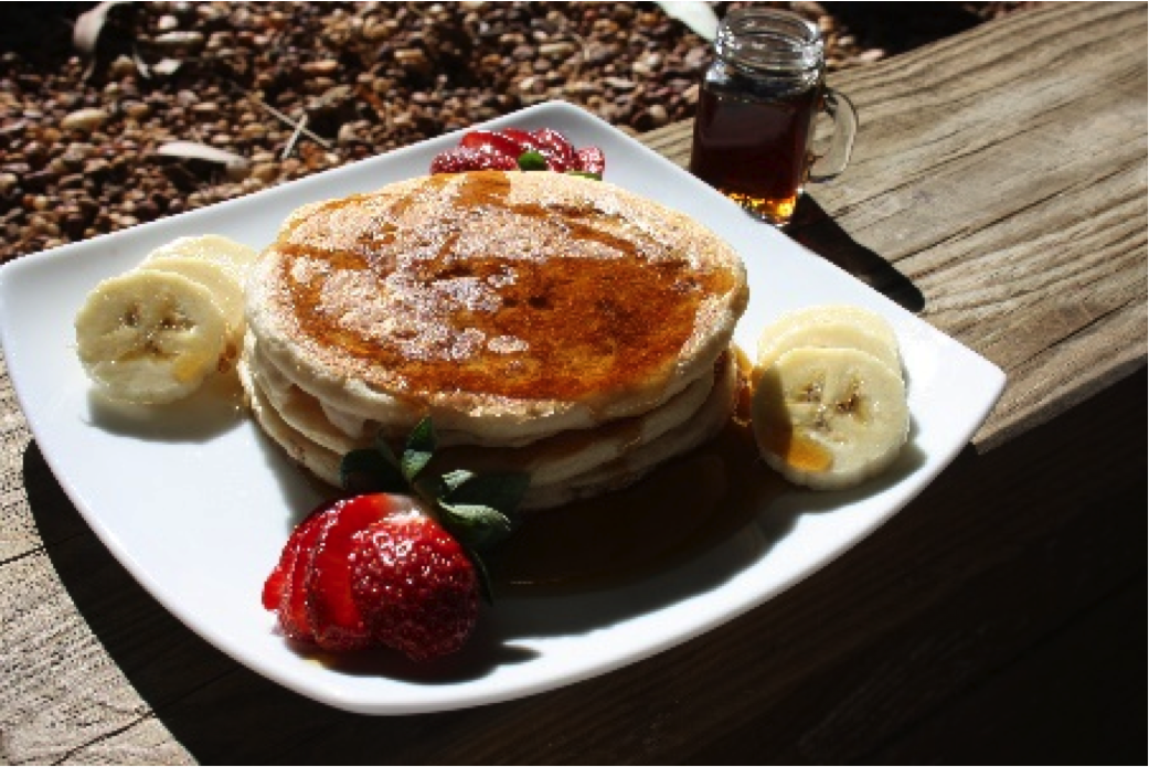 Recipe of the week: Peanut Butter Banana Pancakes