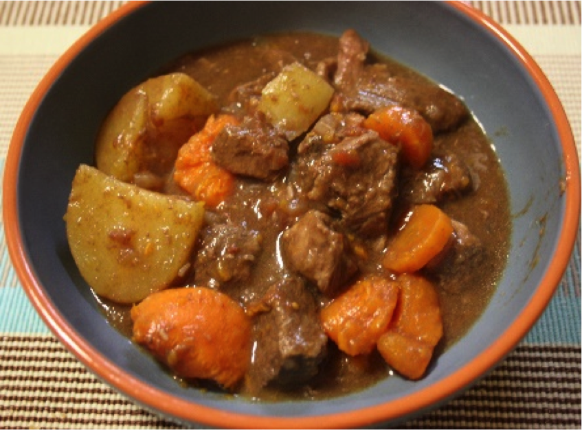 Recipe of the week: Rich Beef Casserole - slow cooker