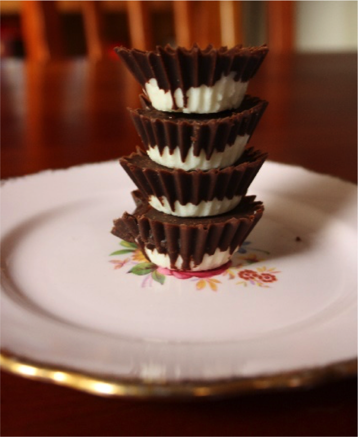 Recipe of the week: Peppermint Cups