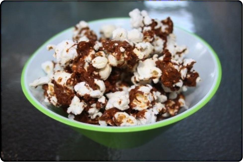 Recipe of the week: Coconut Sugar Toffee Popcorn