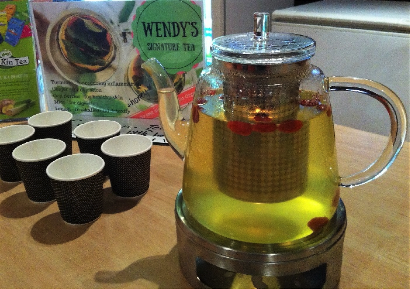 Wendy's Signature Healing Tea