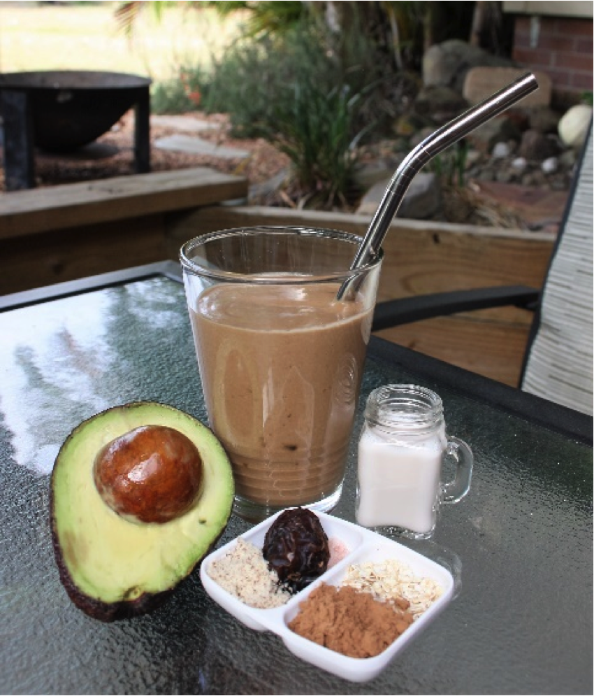 Recipe of the week: Complete Choc Smoothie