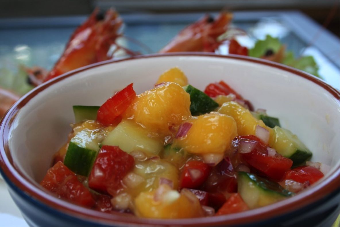 Recipe of the week: Mango Salsa