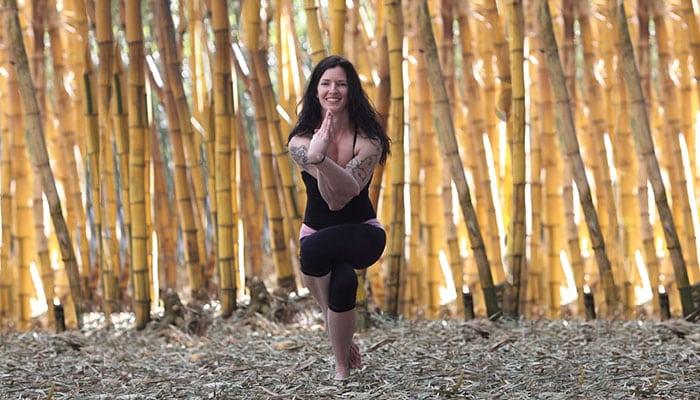 Bonfire 60 Workshop: Balance Your Body to Balance your Life