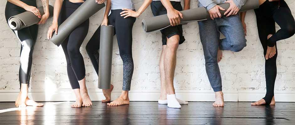 The incredible benefits of yoga